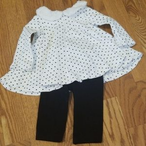 Baby Girls First Impressions Outfit